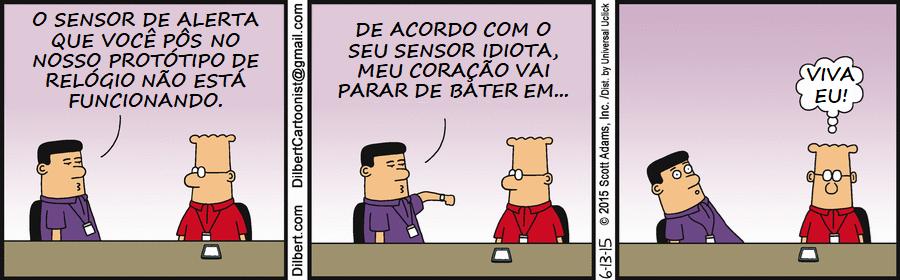 Dilbert-Smartwatch Project