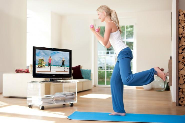 Online-Fitness